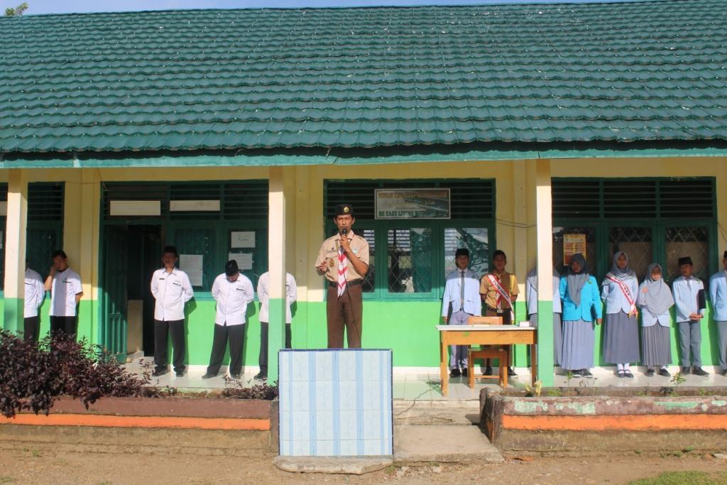Nanang Rahmat Beri Himbauan Terkait Ikrar Pelajar MAN 2 OKUS