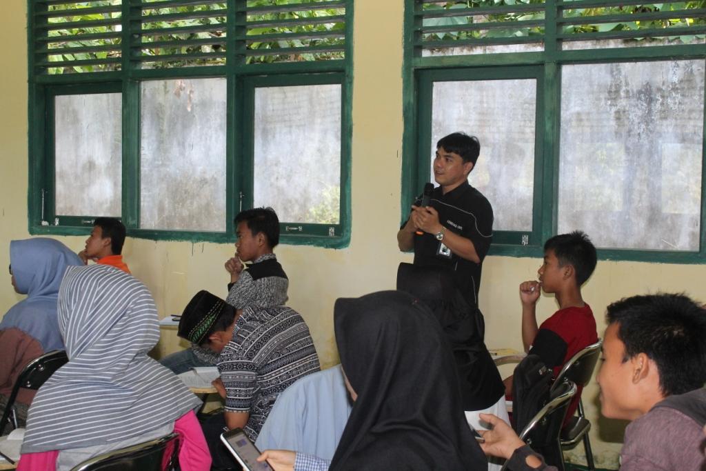 Koordinator TIK Kankemenag OKU Selatan : Beberapa Unsur Dalam Pembuatan Berita