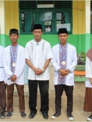 Kejurkab OKUS Th. 2018 Raih 5 Mendali