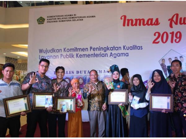 Tim Jurnalis Siswa MAN 2 OKUS Masuk 3 Besar Jurnalistik Siswa Se-Sumsel
